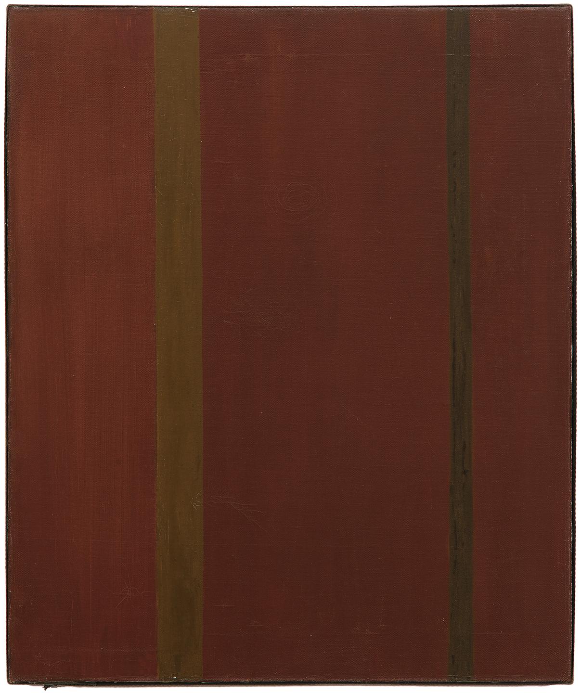Barnett Newman, Galaxy, 1949