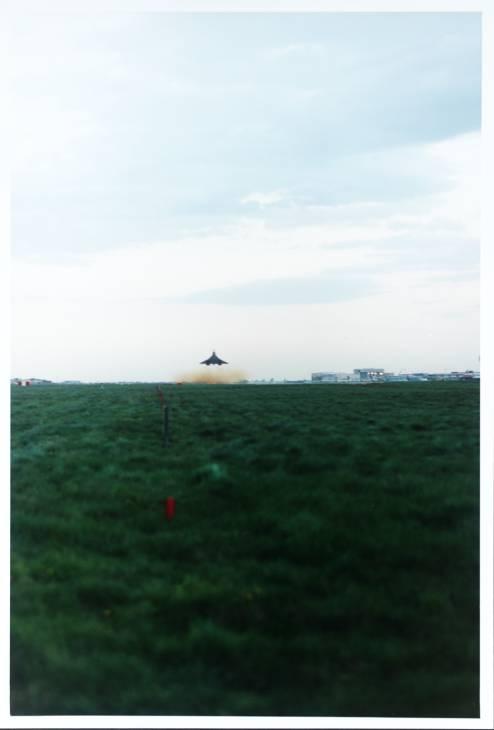 Concorde Grid, 1997