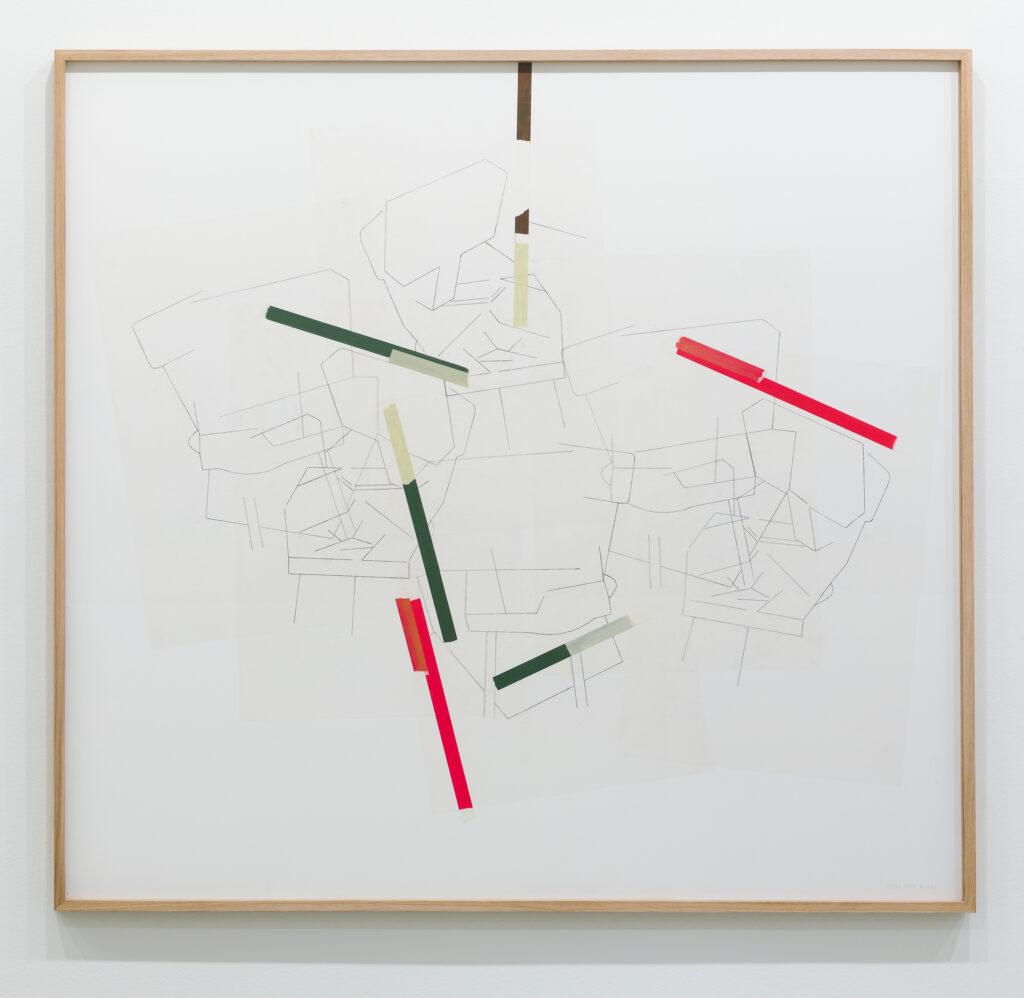 Noli me tangere III, 2012
