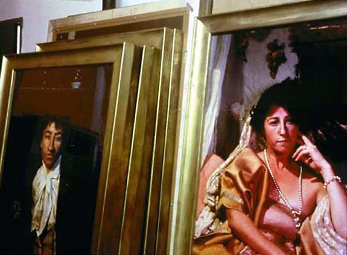 Untitled (History Portraits), 1990