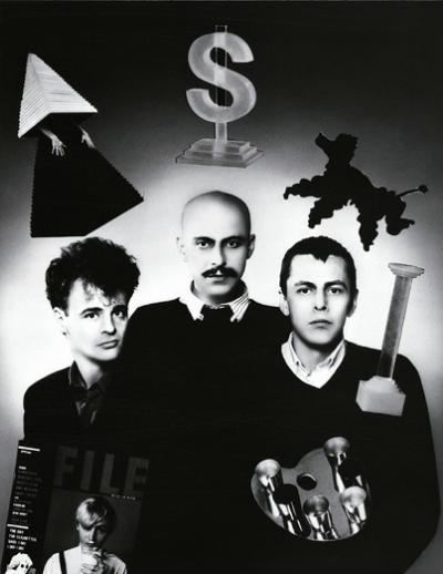 Felix Partz, Jorge Zontal, AA Bronson