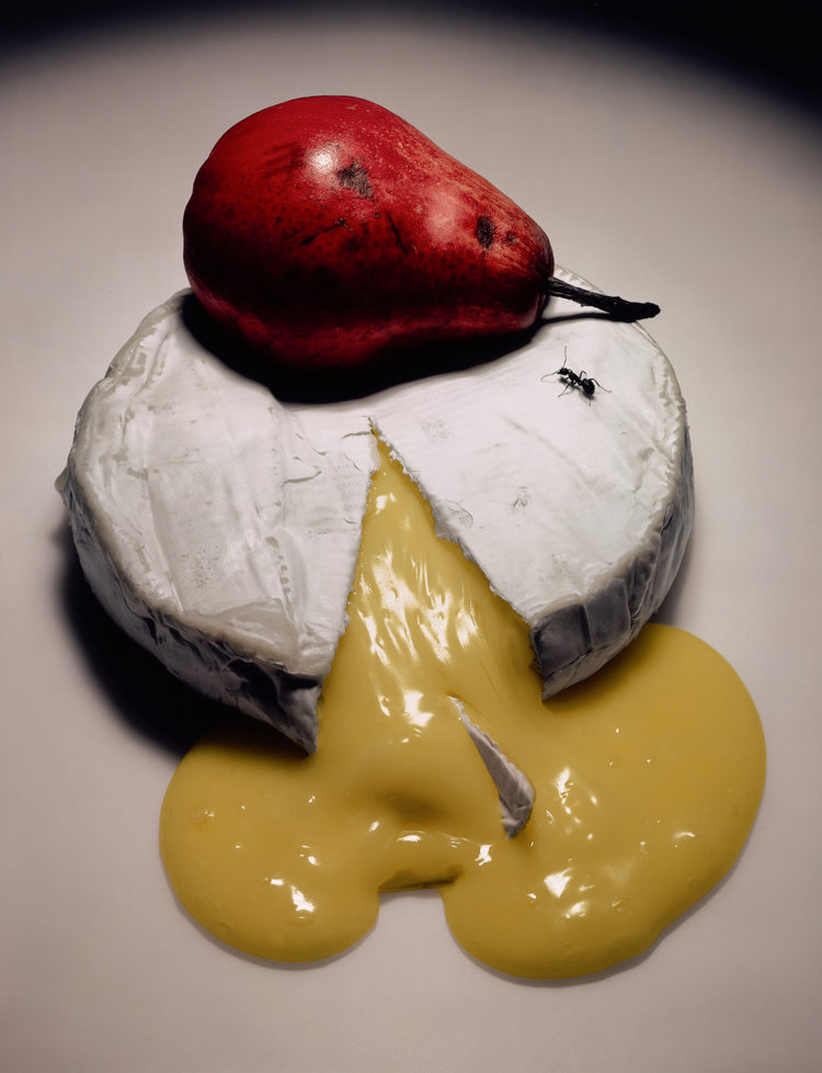 Ripe Cheese, New York, 1992