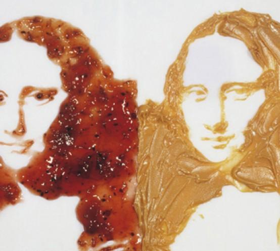 Vik Muniz, Warhol Monalisa