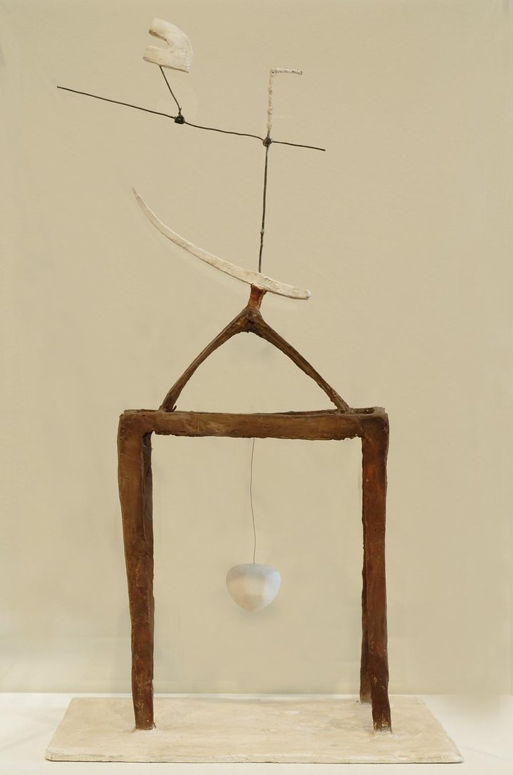 Hour of the Traces 1932 Tate © The Estate of Alberto Giacometti (Fondation Giacometti, Paris and ADAGP, Paris), licensed in the UK by ACS and DACS, London 2018