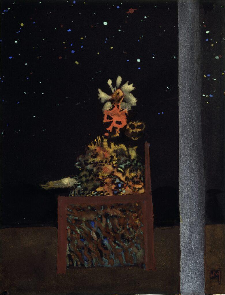 El príncipe de la noche (Le Prince de la nuit), 1937