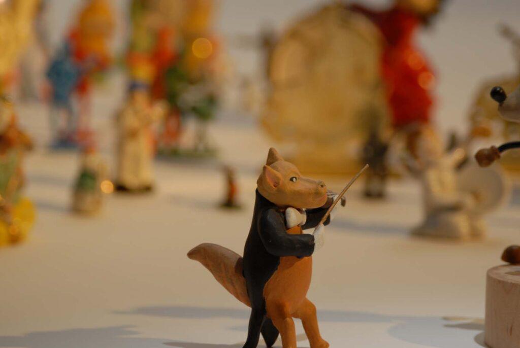 Fox in the mirror, 2007