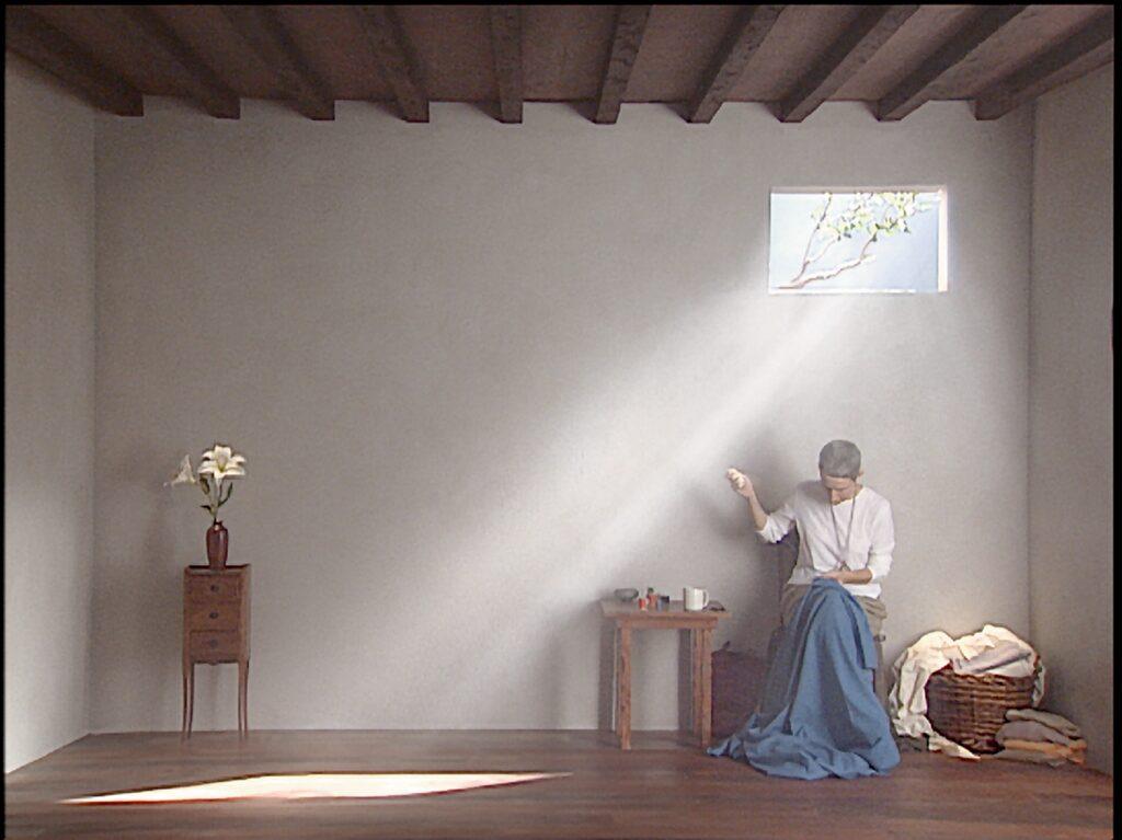 La habitación de Catalina (Catherine's Room), 2001 Foto Kira Perov