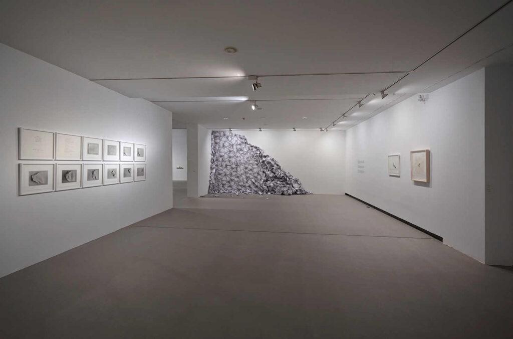Vistas de la exposición