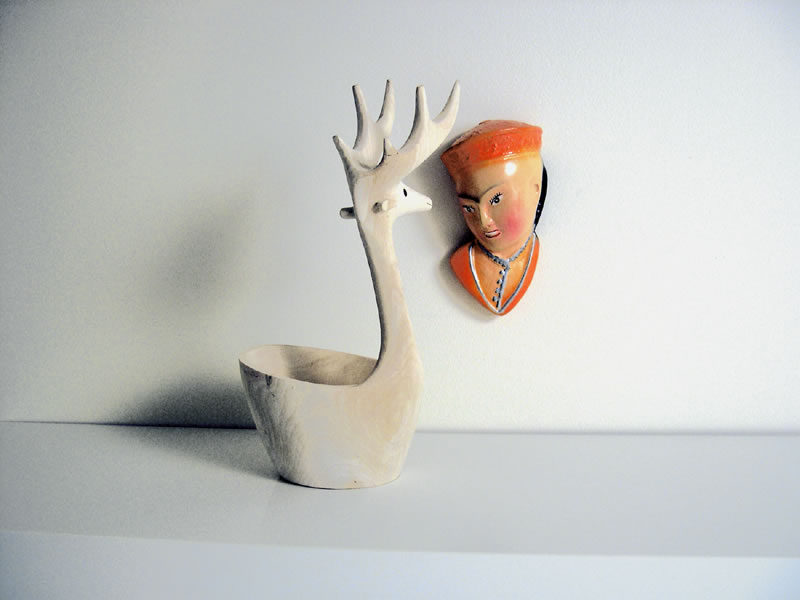 Please tell me (with deer), 2003