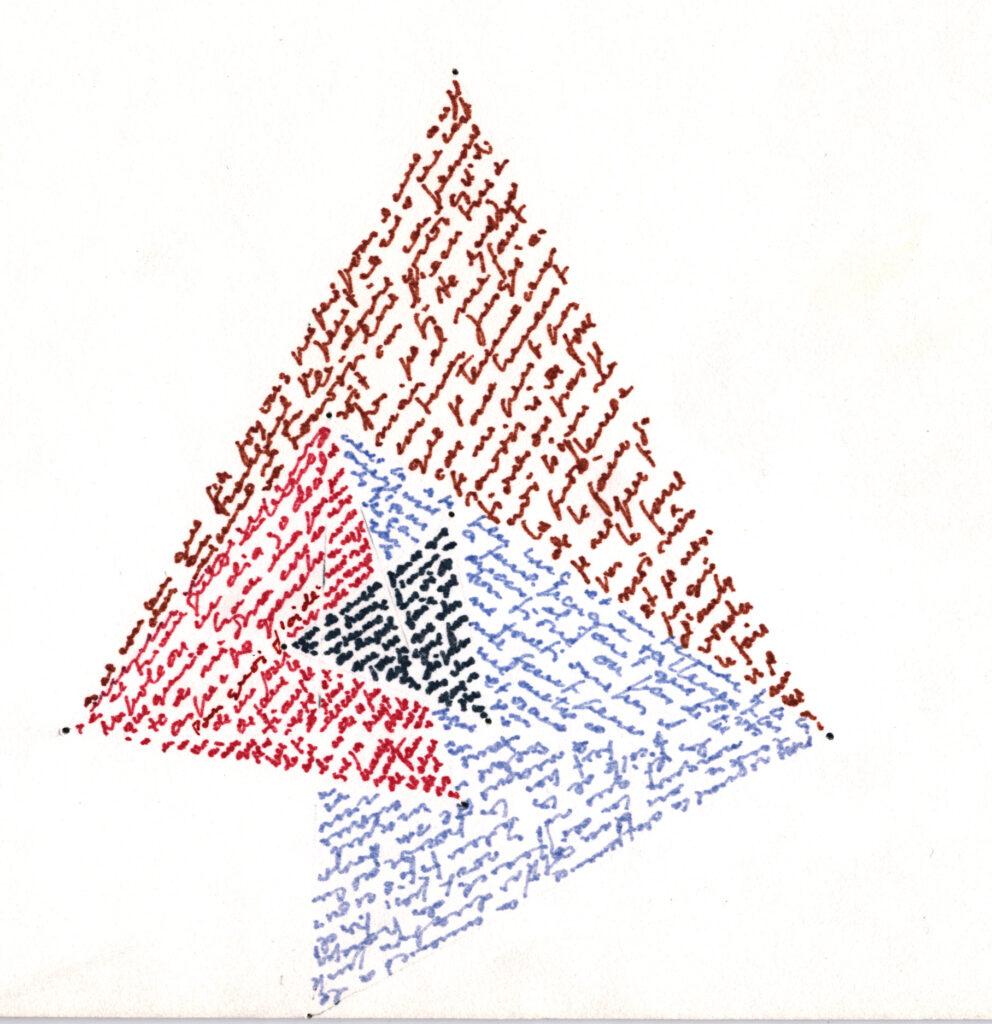 Triángulo de Napoleón, finales años 1980