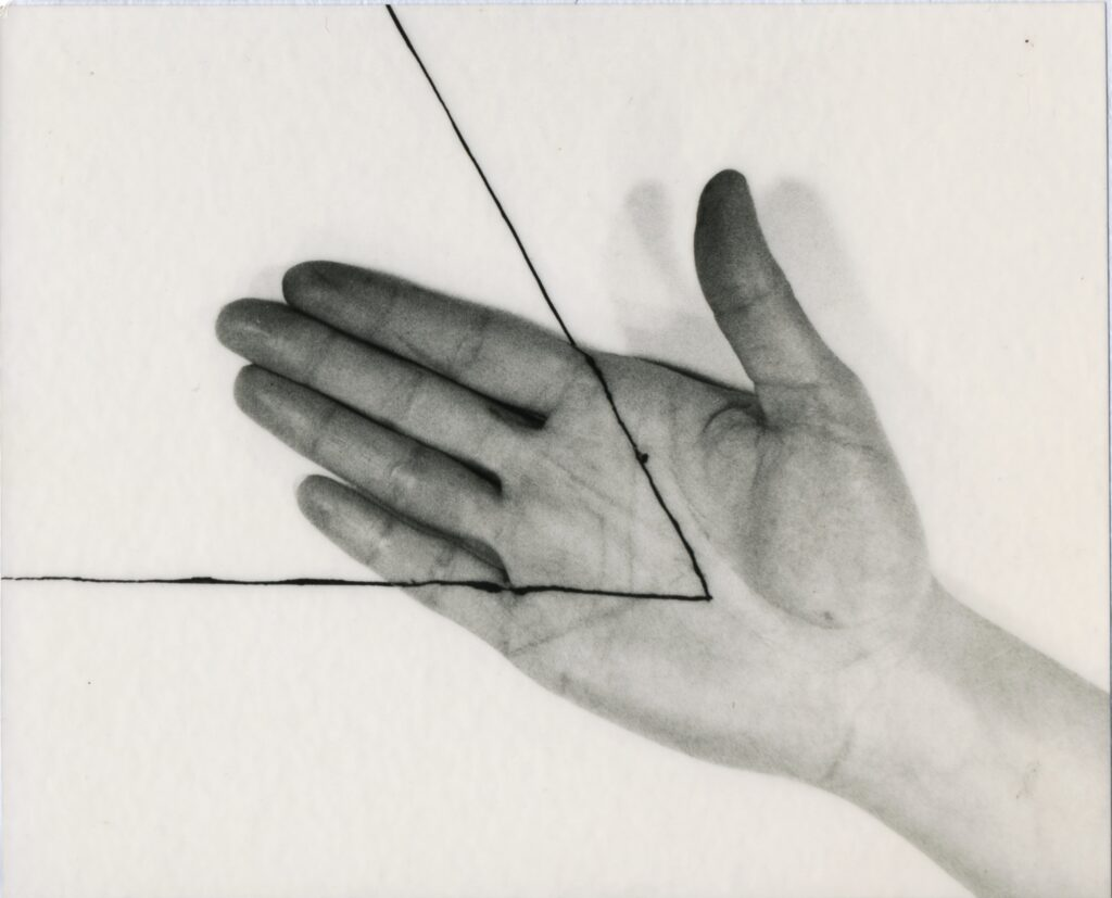 Untitled (Triangle), 1973