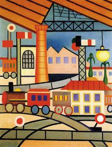 A Gare,1925