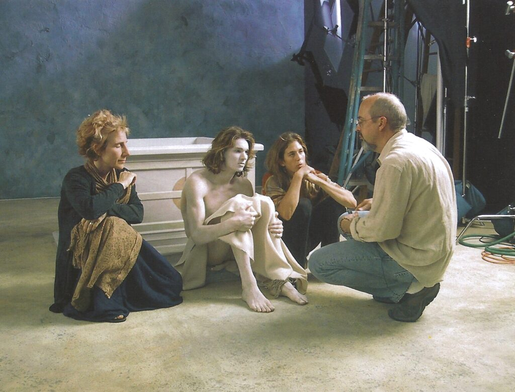 Bill Viola y actores