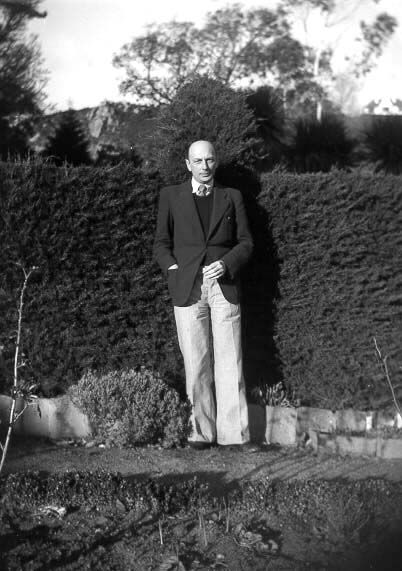 Henri Michaux ca. 1938