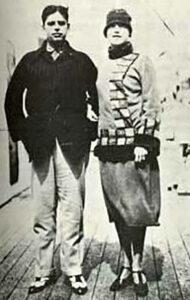 Oswald de Andrade y Tarsila do Amaral
