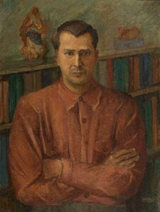 Ratrato de Luis Marins, 1936