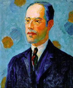 Retrato de Mário de Andrade, 1922