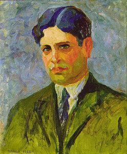 Retrato de Oswald de Andrade, 1922