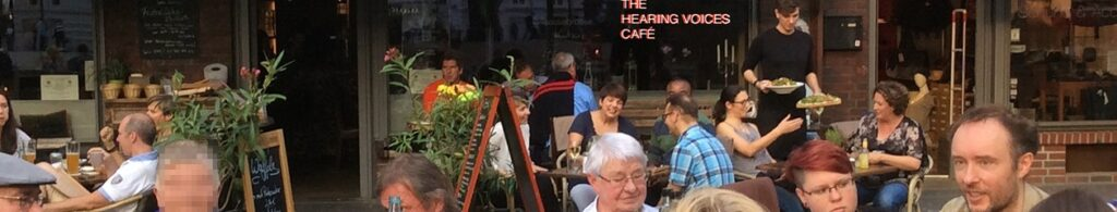The Hearing Voices Café, 2014