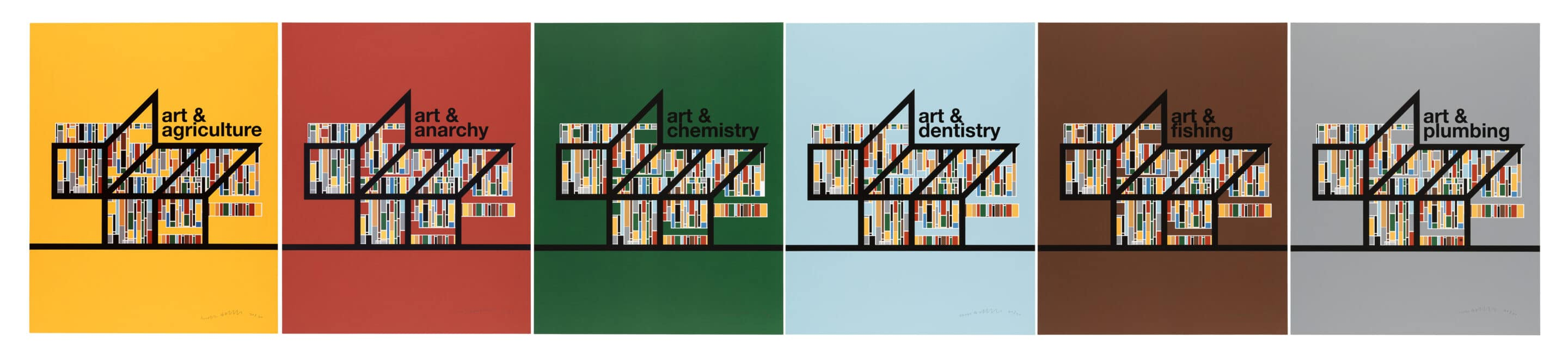 Liam Gillick Agriculture, Dentistry, Anarchy…